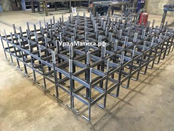Изготавливаем анкерные блоки