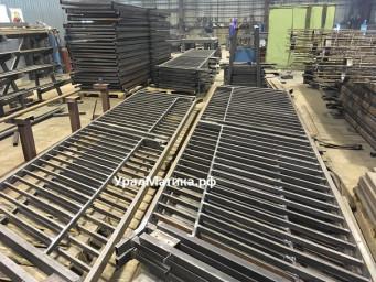Изготавливаем стальные ограждения